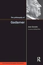 The Philosophy of Gadamer af Jean Grondin
