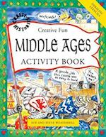 Middle Ages Activity Book (Crafty History S)