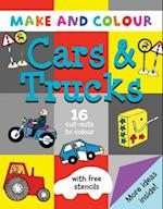 Make and Colour Cars and Trucks (Make & Colour S)