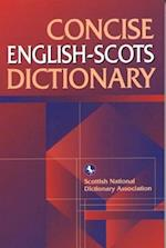Concise English-Scots Dictionary (Scots Language Dictionaries)