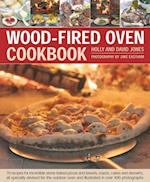 Wood-Fired Oven Cookbook af David Jones, Holly Jones