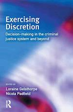 Exercising Discretion