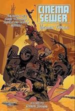 Cinema Sewer, Volume 3 (Cinema Sewer, nr. 3)