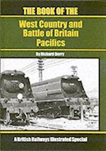 The Book of the West Country and Battle of Britain Pacifics