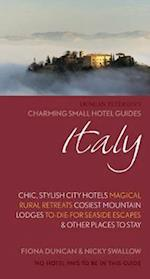 Charming Small Hotels Italy (CHARMING SMALL HOTEL GUIDES)