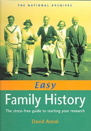 Bog, paperback Easy Family History af David Annal
