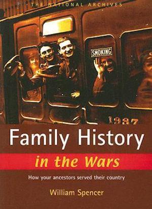 Bog, paperback Family History in the Wars af William Spencer