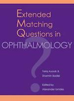 Extended Matching Questions in Ophthalmology