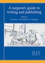 Surgeon's Guide to Writing and Publishing