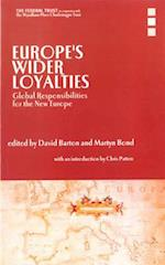 Europe's Wider Loyalties