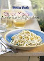 Quick Meals af The Australian Women's Weekly