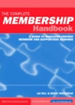 The Complete Membership Handbook