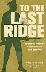 To the Last Ridge