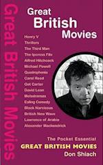 Great British Movies af Don Shiach