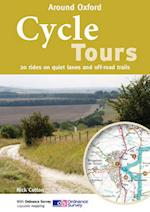 Cycle Tours Around Oxford (Cycle Tours S)