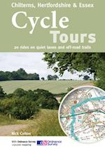 Cycle Tours Chilterns, Hertfordshire & Essex (Cycle Tours S)