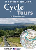 Cycle Tours in & Around the Lake District (Cycle Tours S)