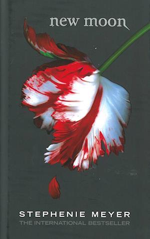 Bog, hardback New Moon af Stephenie Meyer