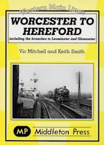 Worcester to Hereford (Western Main Line)