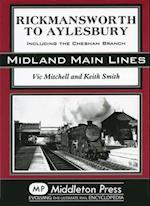 Rickmansworth to Aylesbury (Midland Main Line)