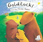 Goldilocks and the Three Bears (flip up fairy tales)