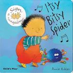Itsy Bitsy Spider (Sign and Singalong)