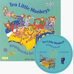 Ten Little Monkeys (Classic Books With Holes)