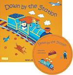 Down by the Station (Classic Books With Holes)