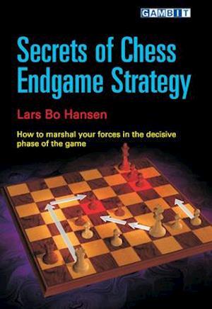 Bog paperback Secrets of Chess Endgame Strategy af Lars Bo Hansen