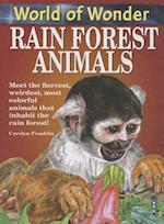 Rain Forest Animals (World of Wonder)