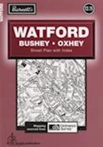 Watford Street Plan