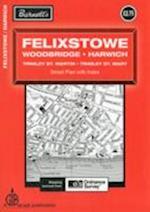 Felixstowe/Woodbridge/Harwich Street Plan