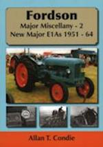 Fordson Major Miscellany - 2 New Major E1AS 1951-64