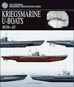 Kriegsmarine U-Boats 1939-45 af Chris Bishop