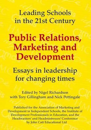 Public Relations, Marketing and Development