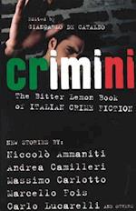 Crimini af Massimo Carlotto, Niccolò Ammaniti, Andrea Camilleri