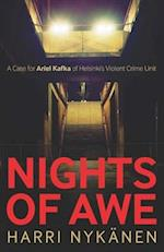Nights of Awe (An Ariel Kafka Mystery)