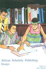 African Scholarly Publishing