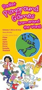 Pocket Playground Games from Around the World (Jenny Mosleys Pocket Books)
