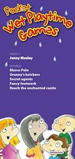Pocket Wet Playtime Games (Jenny Mosleys Pocket Books)