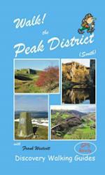 Walk! the Peak District (South) (Walk!)