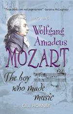 Who Was Wolfgang Amadeus Mozart (Who Was...? S)