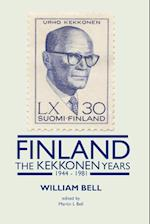 Finland - The Kekkonen Years