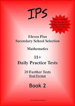 Eleven Plus Mathematics Daily Practice Papers: Dual Format