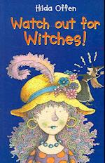 Watch Out for Witches! (Happy Cat Read Alone S)