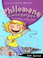 Philomena Wonderpen is a Teeny Weeny Doll