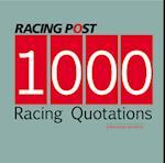 1000 Racing Quotations
