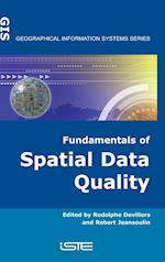 Fund Spatial Data Quality af Devillers , Jeansoulin R