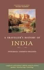 A Traveller's History of India (TRAVELLER'S HISTORY)