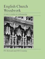 English Church Woodwork
